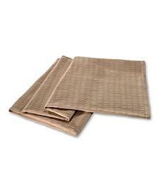 Diamond Pattern Woven Blanket, Full/Queen