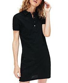 Lacoste Slim-Fit Stretch Piqué Polo Dress