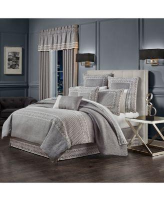 J Queen Giselle  Queen 4 Piece Comforter Set