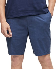 Men's Textured Stretch Shorts