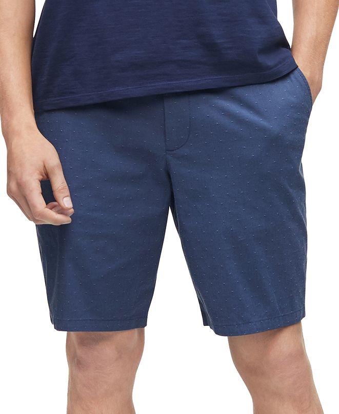 Calvin Klein Men's Diamond Dobby Flex Stretch Shorts