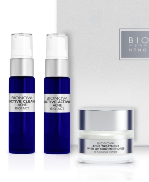 Acne Discovery Collection with Uv Chromophores