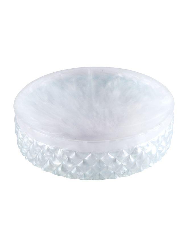 Avanti Pearl Drop Soap Dish