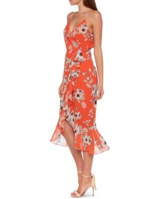 Bardot Womens Poppy Floral Dress