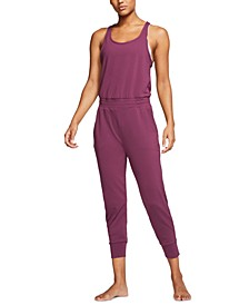 Yoga Women's Dri-FIT Racerback Jumpsuit