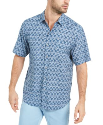 tommy bahama button down shirts
