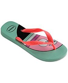 Women's Top Vibes Flip-Flop Sandals