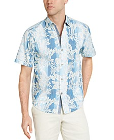 Men's Bluewater Stripe Graphic Shirt