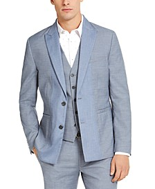 INC Men's Dwayne Slim-Fit Blazer, Created for Macy's