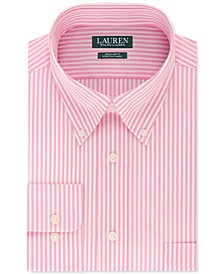 Men's Classic-Fit Heritage Stripe Dress Shirt