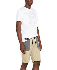 Men's Regular-Fit Stretch Flight Shorts