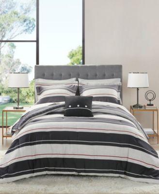 Dalton Reversible 8-Piece Full Bedding Set