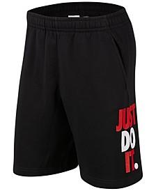 Men's Sportswear Just Do It Fleece Shorts