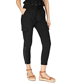 INC EARTH Cargo Jogger Pants, Created for Macy's