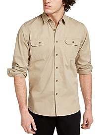 Men's Adrian Workwear Shirt, Created for Macy's