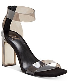INC Women's Makenna Two-Piece Dress Sandals, Created for Macy's