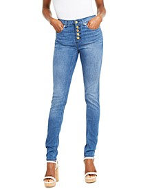 Button-Fly Jeans, Regular & Petite