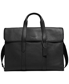 Men's Metropolitan Pebble Leather Portfolio