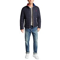 Nautica Mens Tempashere Packable Insulated Jacket Deals