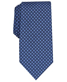 Men's Cheffy Check-Print Tie