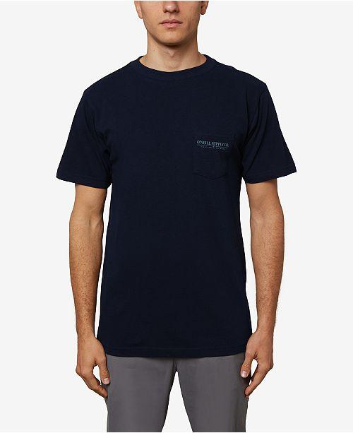 O'Neill Men's Sinker Graphic Pocket TShirt