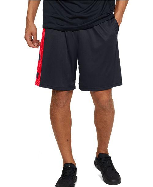 """Under Armour Men's Tech™ Bar Logo 10"""" Shorts"""