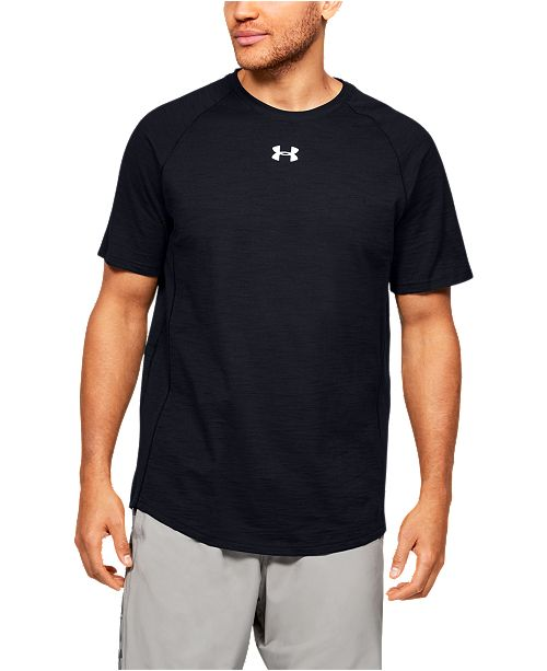 Under Armour Men's Charged Cotton® Short Sleeve