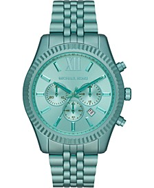 Men's Chronograph Lexington Aqua Aluminum Bracelet Watch 44mm