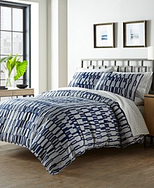Bisman King Duvet Cover Set