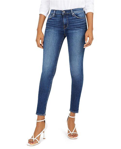 Hudson Jeans Nico Slit Cigarette Jeans