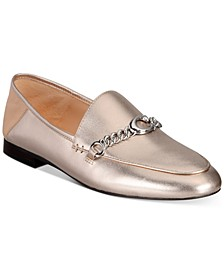 Women's Helena C Chain Loafers