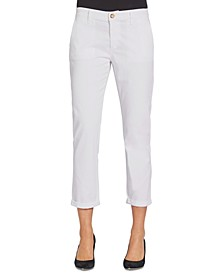 AG Adriano Goldschmied Caden Colored Capri Jeans