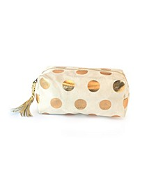 Imports Ladies Choice Cosmetic Bag Dots