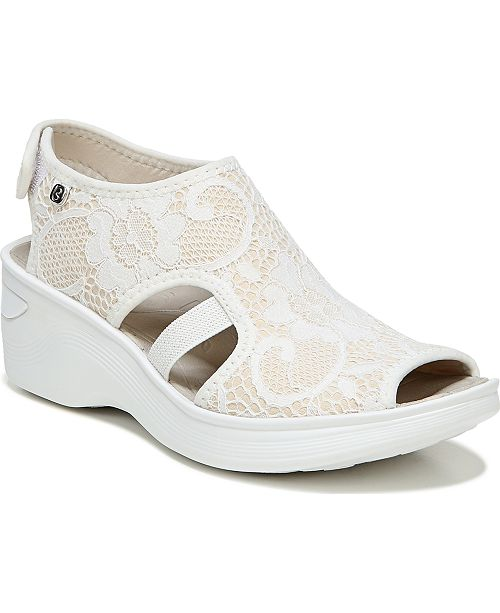 Bzees Dream Wedge Sandals