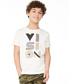 Big Boys Vision T-Shirt, Created for Macy's