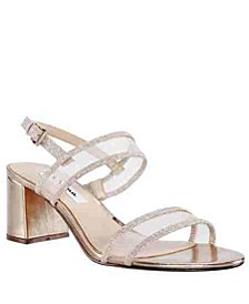 Nelley Double Strap Sandals