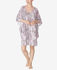 Flutter Sleeve Caftan Nightgown