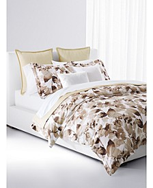 Corrine Tonal Leaf King Comforter Set
