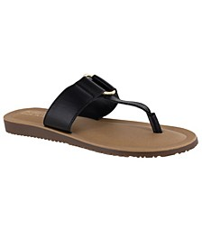 Jan-Italy Toe-Thong Sandals