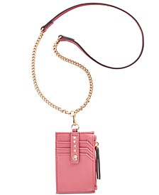 INC Hazell ID Card Case Lanyard, Created for Macy's