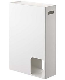 Home Plate Toilet Paper Stocker