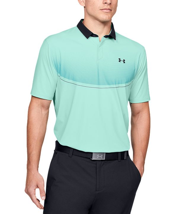 Under Armour Men's Iso-Chill Graphic Polo