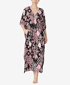 Knit Caftan Nightgown