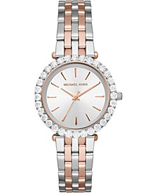 Women's Darci Two-Tone Stainless Steel Bracelet Watch 34mm