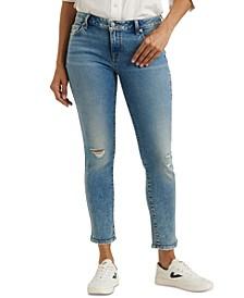 Lolita Low-Rise Skinny Jeans