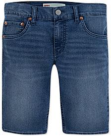 Levi's® Big Boys 511™ Slim-Fit Stretch Denim Shorts