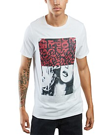 Men's Attitude Graphic T-Shirt