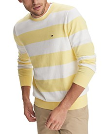 Men's Signature Rugby Striped Sweater