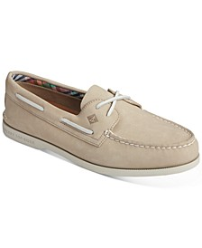 Men's A/O Plushwave Washable Boat Shoes