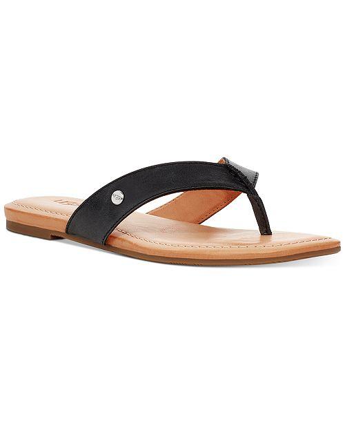 flip flop ugg